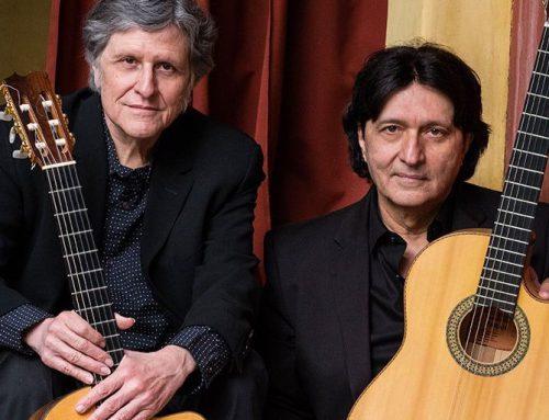 Strunz & Farah: Billboard Chart Topping Costa Rican & Iranian Guitar Duo