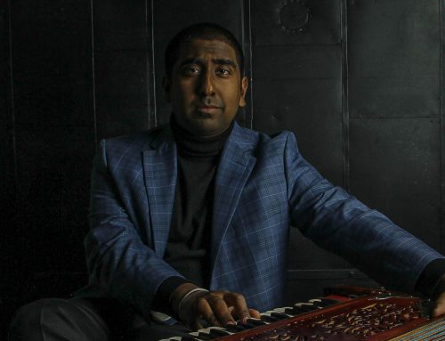 Zeshan B: Opera-Trained Indian Muslim Soul Singer